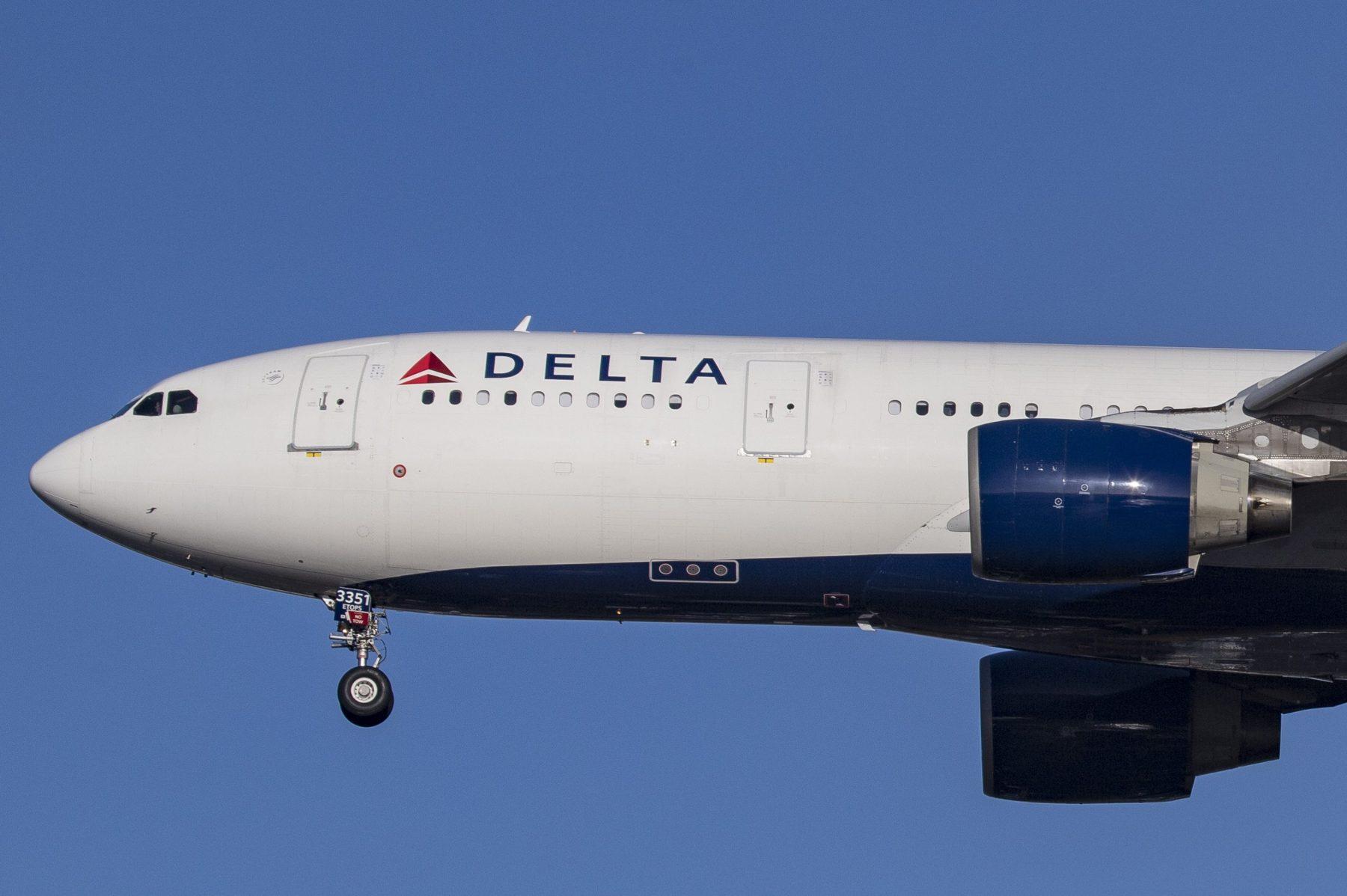 delta Airbus seats
