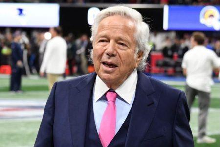 New England Patriots owner Robert Kraft. (Kevin Winter/Getty)