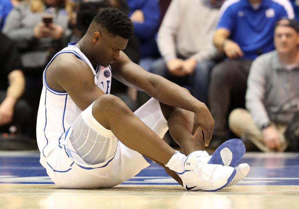 Nike Under Fire After Duke Star Zion