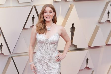 Amy Adams attends the 91st Annual Academy Awards - Arrivals at Hollywood and Highland on February 24, 2019 in Hollywood, California. (Photo by Neilson Barnard/Getty Images)