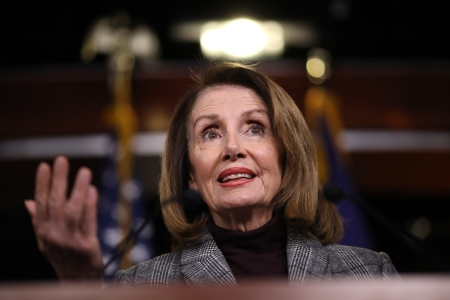 Speaker Nancy Pelosi