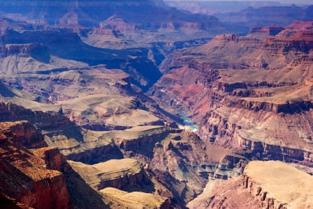 Grand Canyon, Navajo Point. (Photo By: MyLoupe/UIG Via Getty Images)