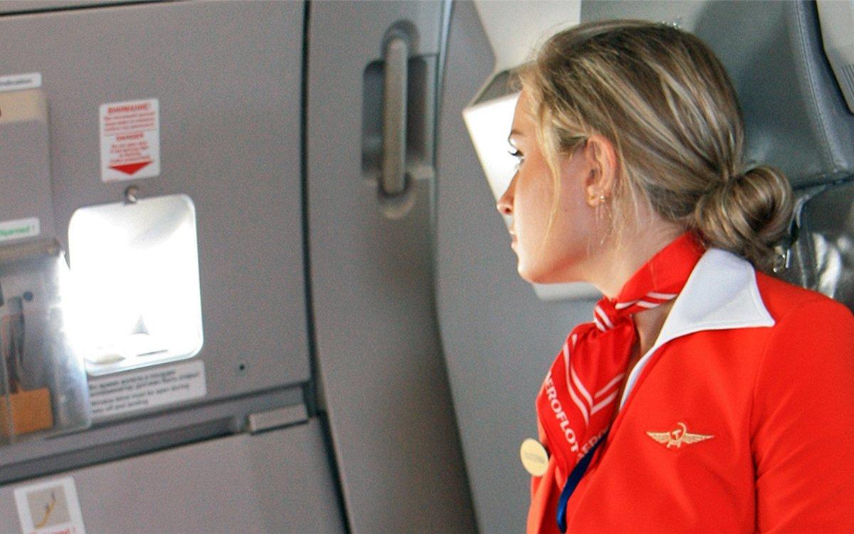 Flight Attendant, Air Travel