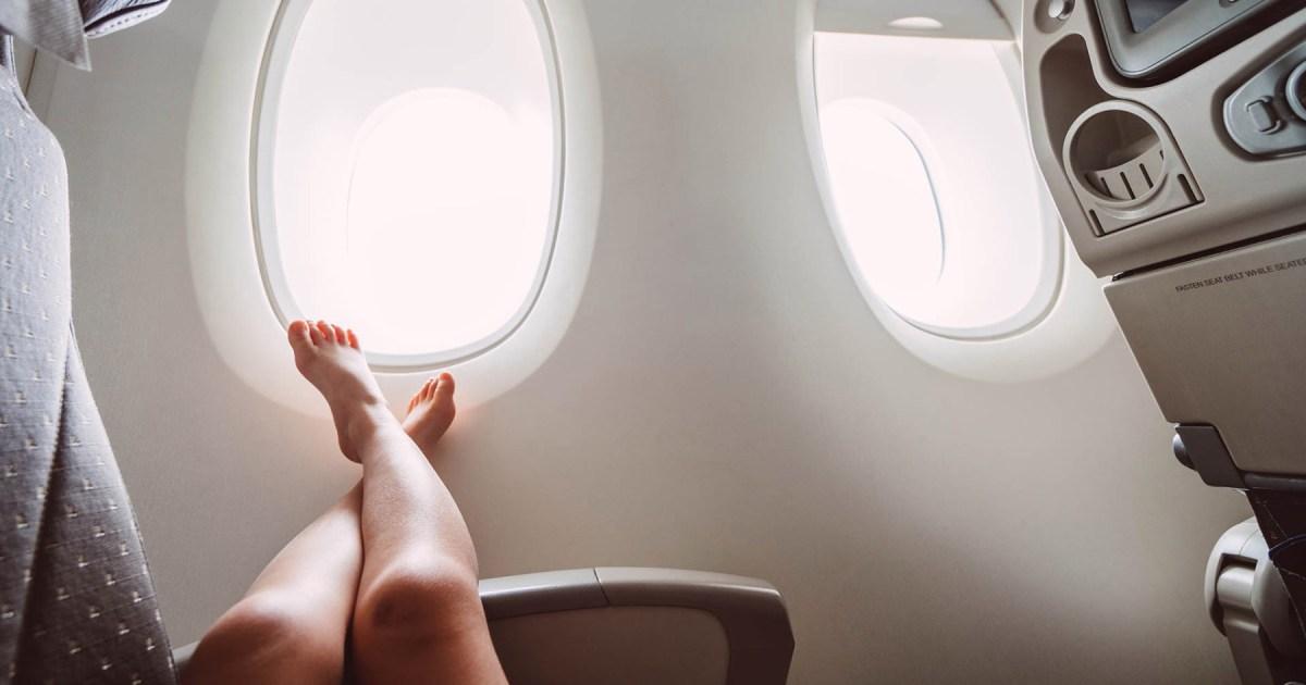 airplane, air travel