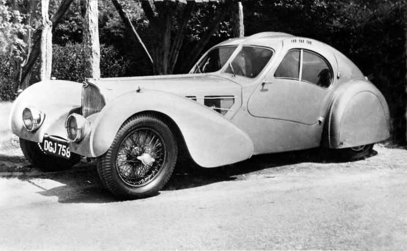 The Bugatti Type 57SC Atlantic May Be the Most Valuable Car in the ...