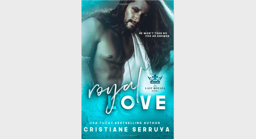 "Brazilian romance novelist Cristiane Serruya stands accused of plagiarizing as many as 40 different authors in her latest book, ""Royal Love."" (Photo: Amazon)"