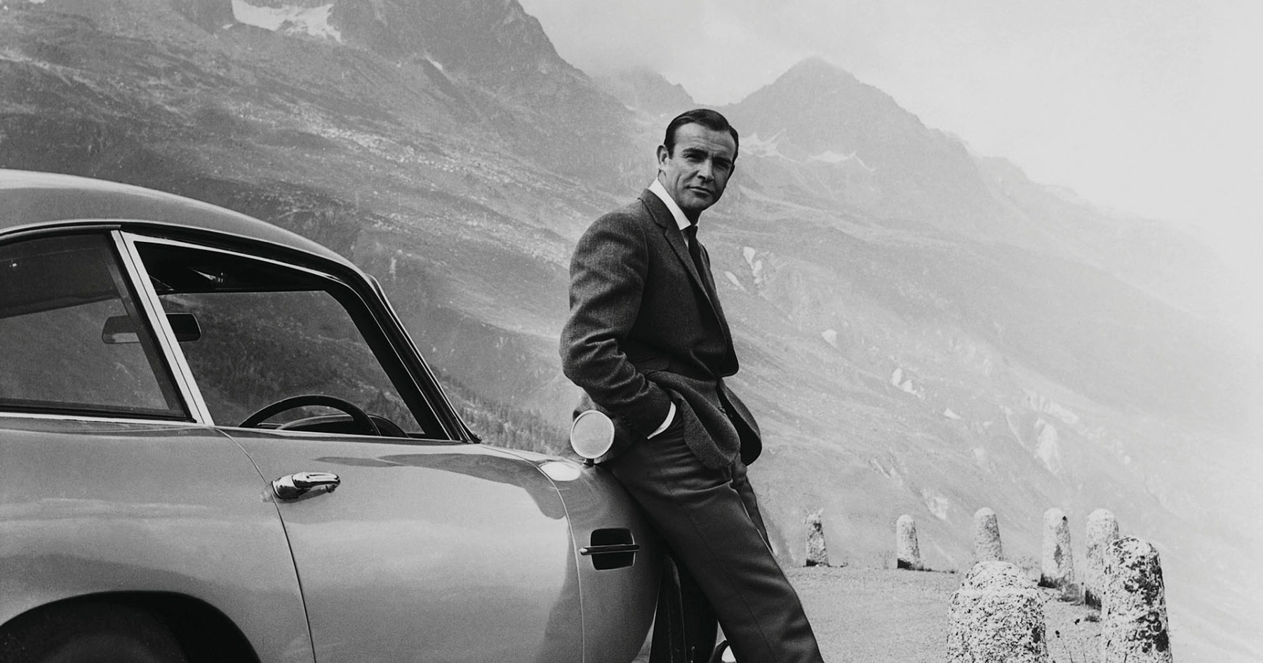 You, and a Weekend in the Life of 007