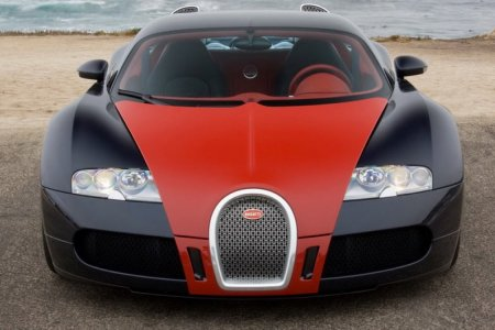 The Only Bugatti That Comes With an Unlimited Warranty
