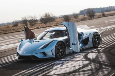 Koenigsegg Just Released a Transformer