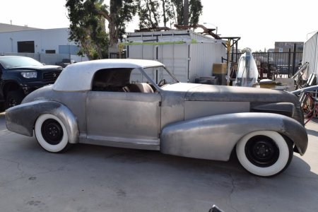 A Forgotten Cadillac Concept From 1935 Is Finally Hitting the Road