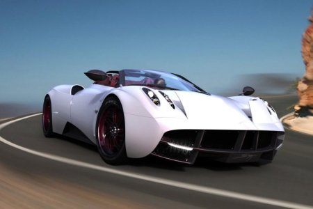 Pagani's New Roadster Just Won the Geneva Auto Show Before It Started