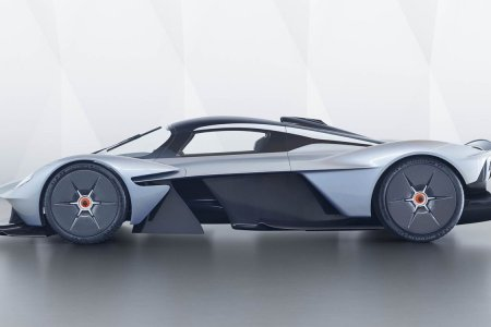 Aston Martin's Valkyrie Is $2.6M of Made-to-Measure Car Porn