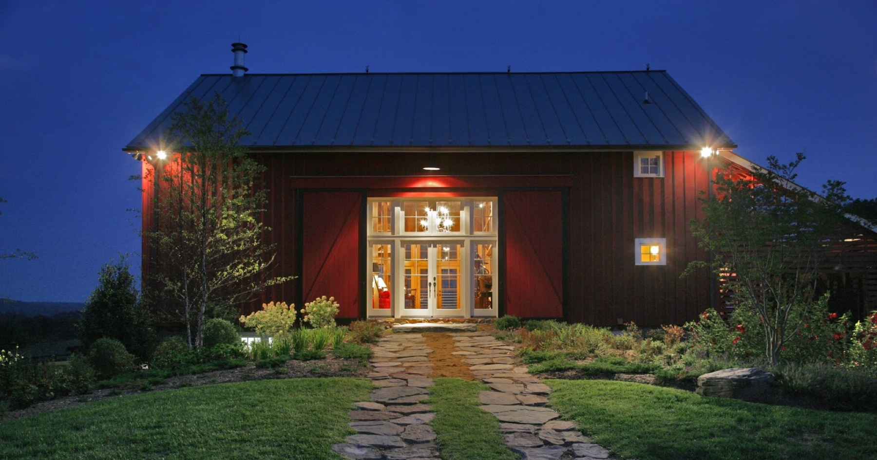 "Find Barn. Add Architect. Say ""Whoa."""