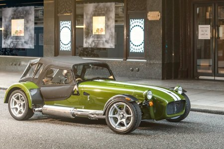 Caterham Just Opened a Build-a-Bear Workshop for Custom Hot Rods