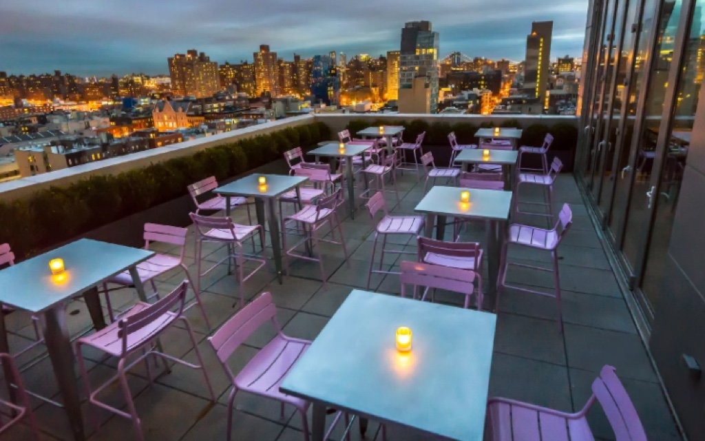 The Best Summer Rooftop Bars In New York City - InsideHook