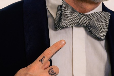 Style Files: How to Rock a Tuxedo