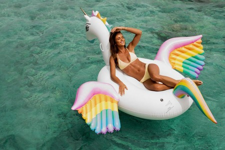 This Pool Float Thing Is Getting Completely Out of Hand and We Love It