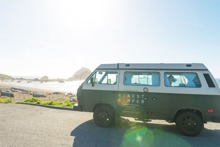 Step One: Fly to British Columbia. Step Two: Rent This Camper.