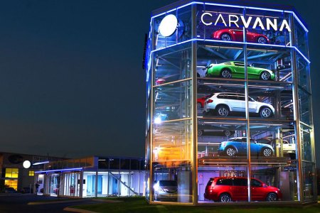 A Vending Machine for Car Buyers