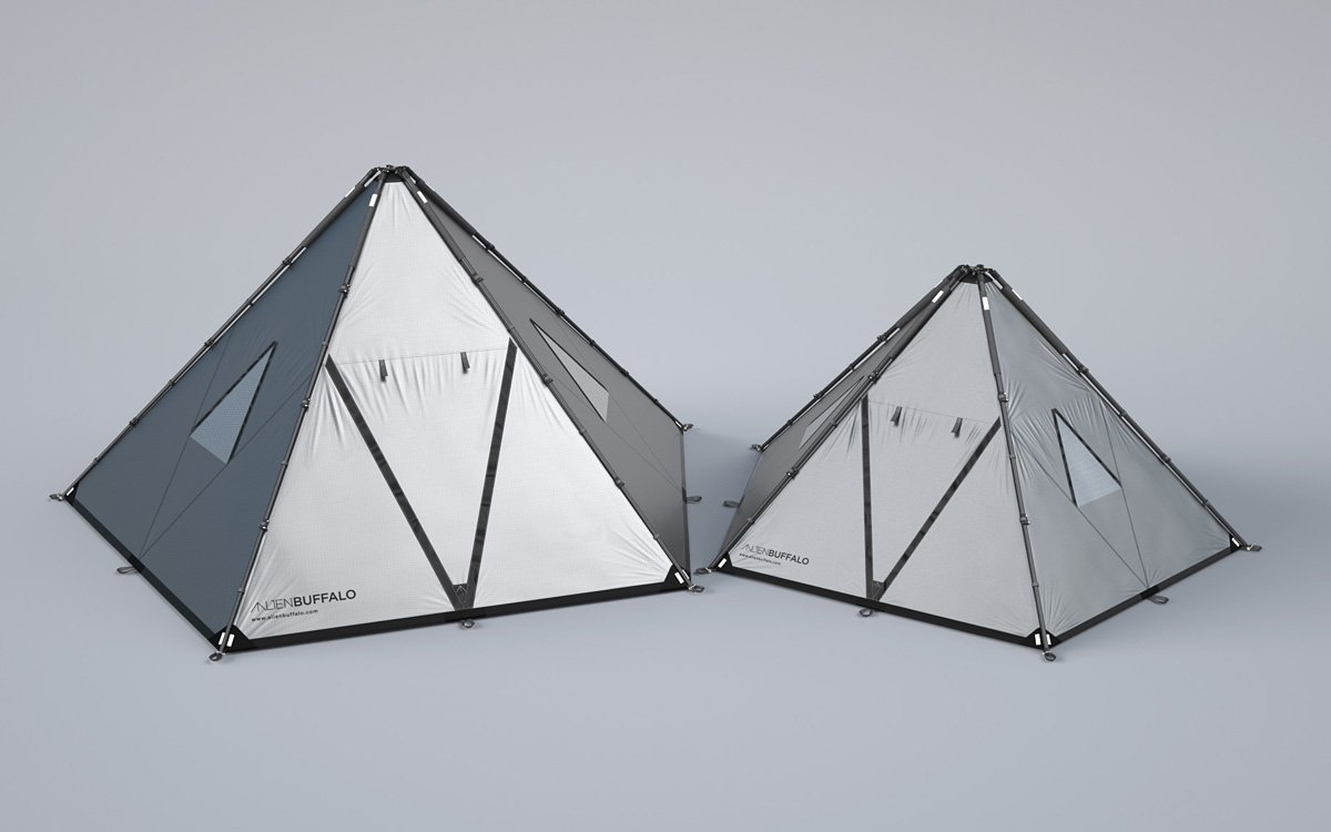 Burning Man-Inspired Tent Is Basically the Size of a Manhattan Apartment