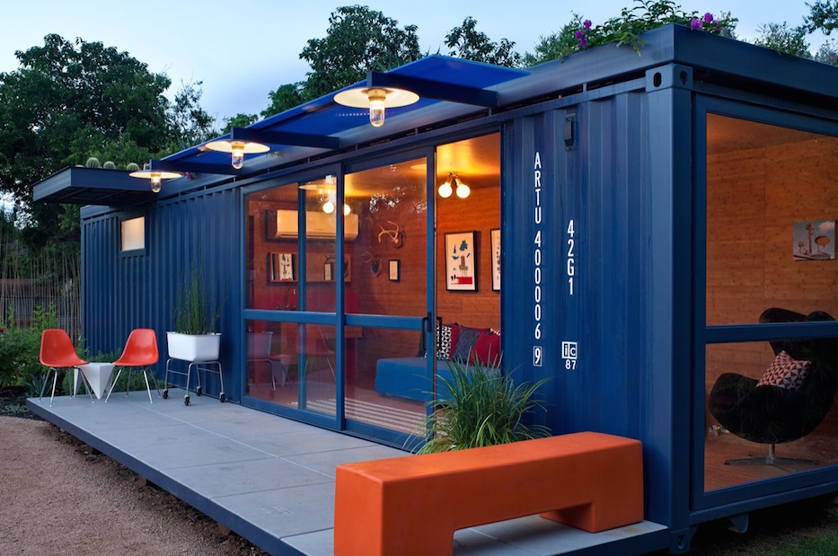 Diy Shipping Container Houses Insidehook