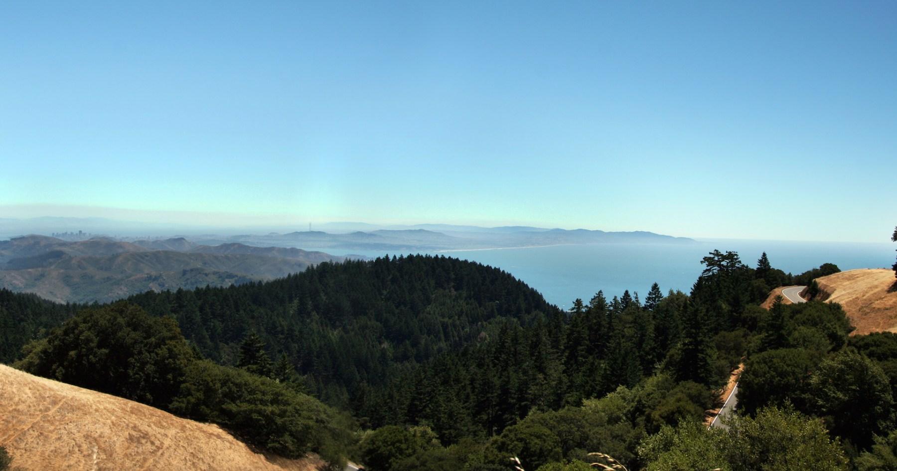 The Bay Area's Best Bike Ride