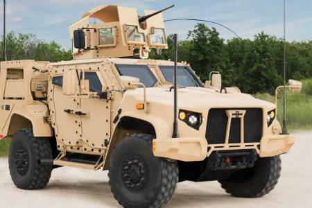 The Military Can't Get Their New Humvees Because Lawyers