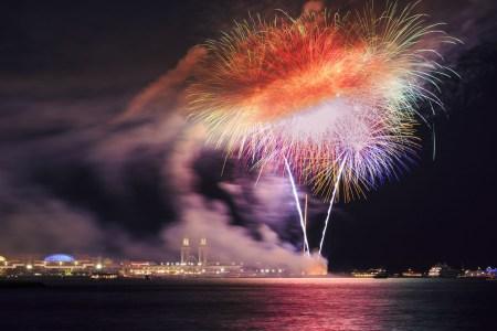 The Seven Best Vistas for Firework-Watching, Period