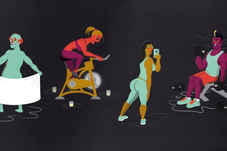 The 50 Worst People at Your Gym, Ranked