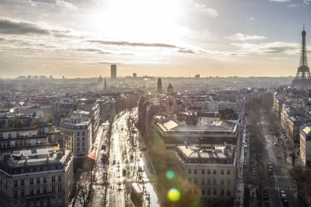 Power Trip: Paris