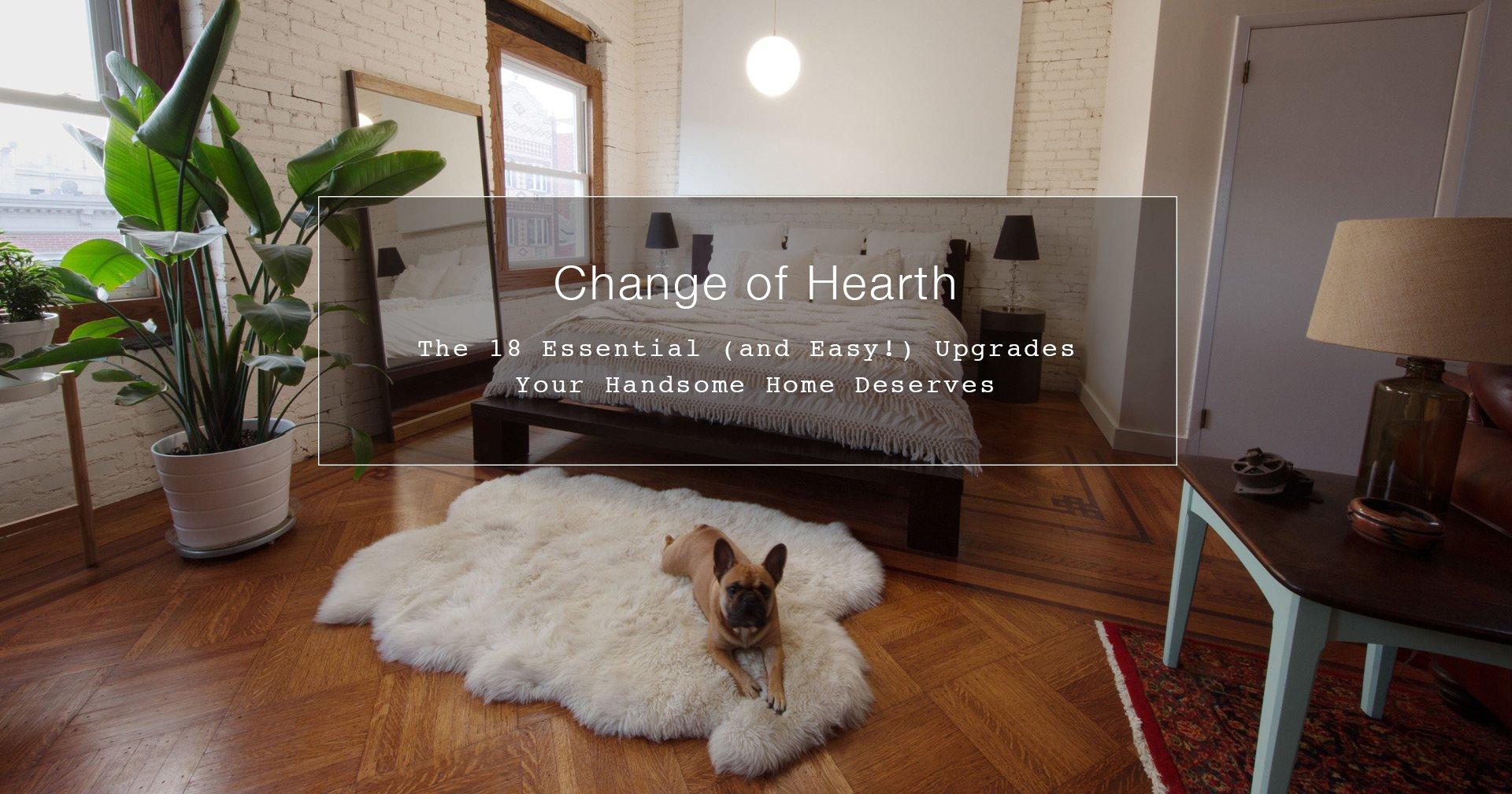 Change of Hearth