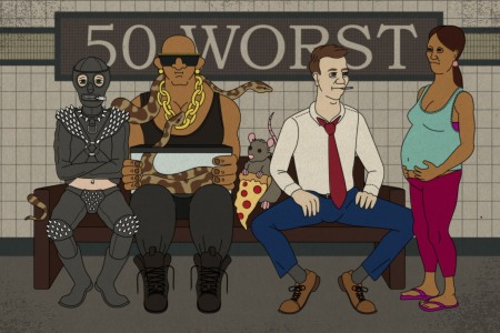 The 50 Worst People on Your Morning Commute, Ranked