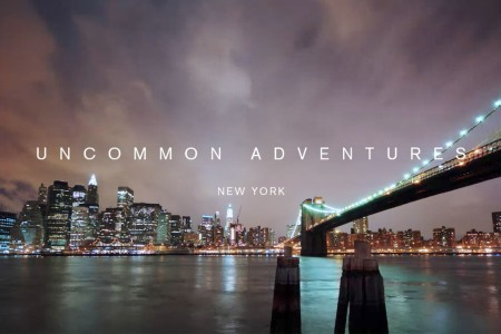 Uncommon Adventures: New York City