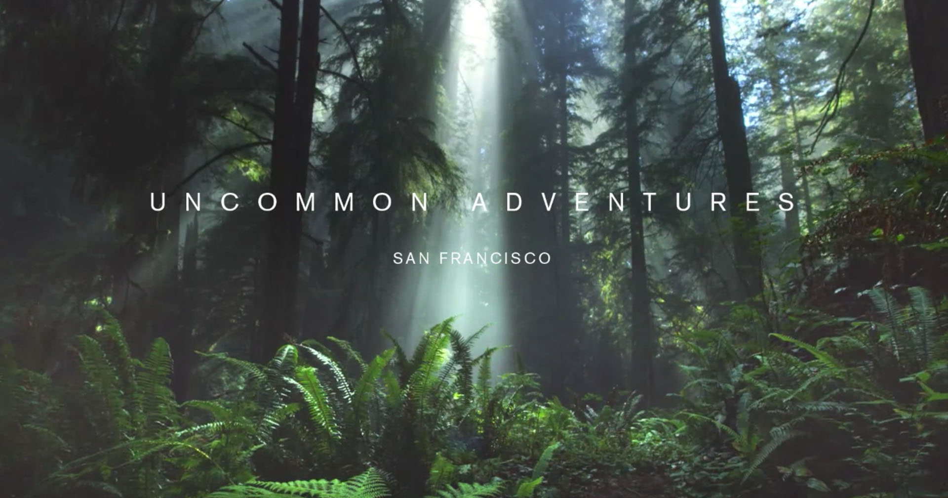 Uncommon Adventures: San Francisco