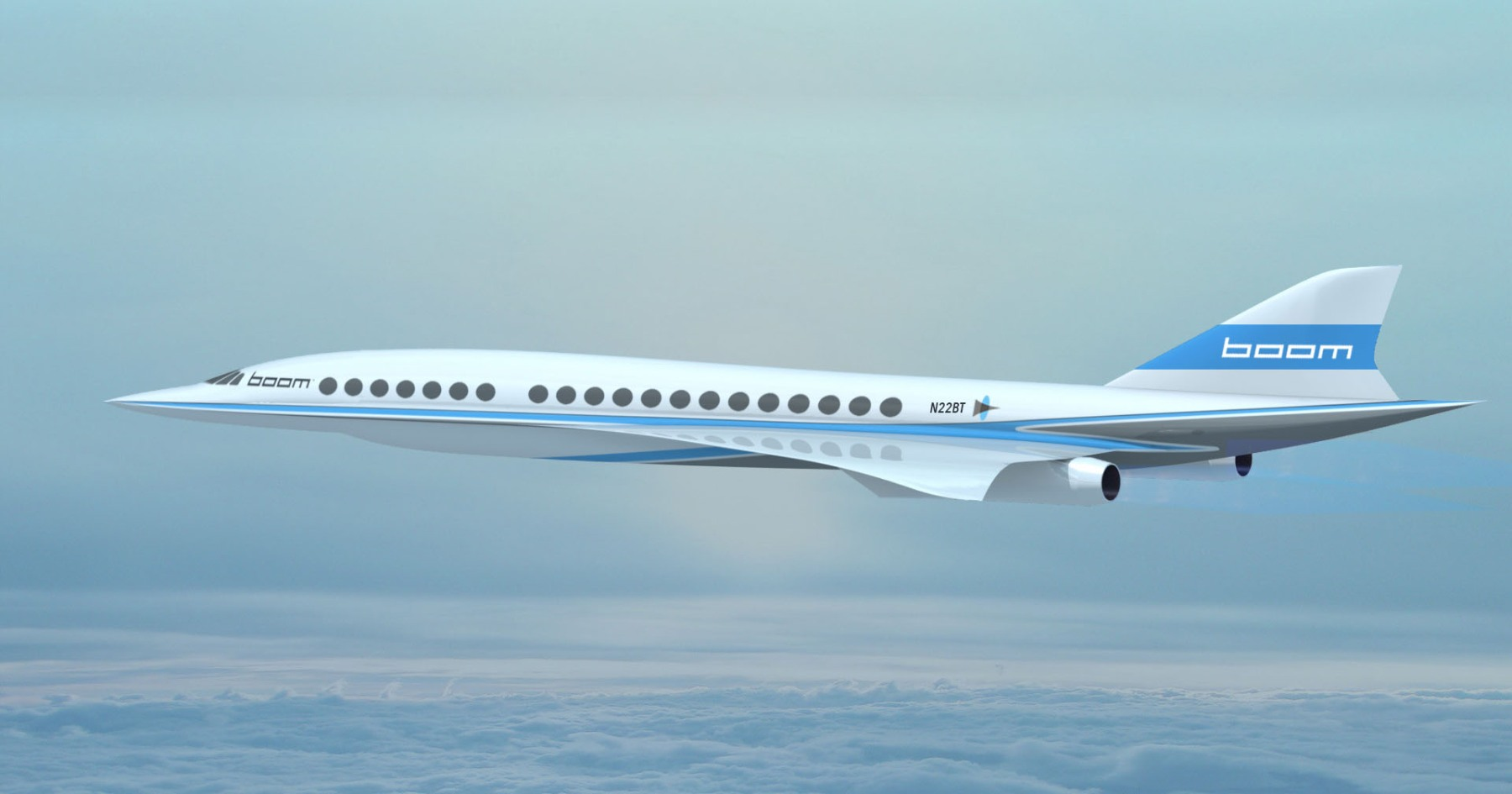 Startup Vows to Bring Supersonic Jets to Passenger Travel by 2017