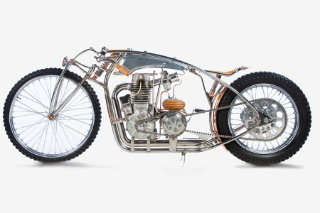 This Handmade Board Tracker Is 100 Years Younger Than It Looks