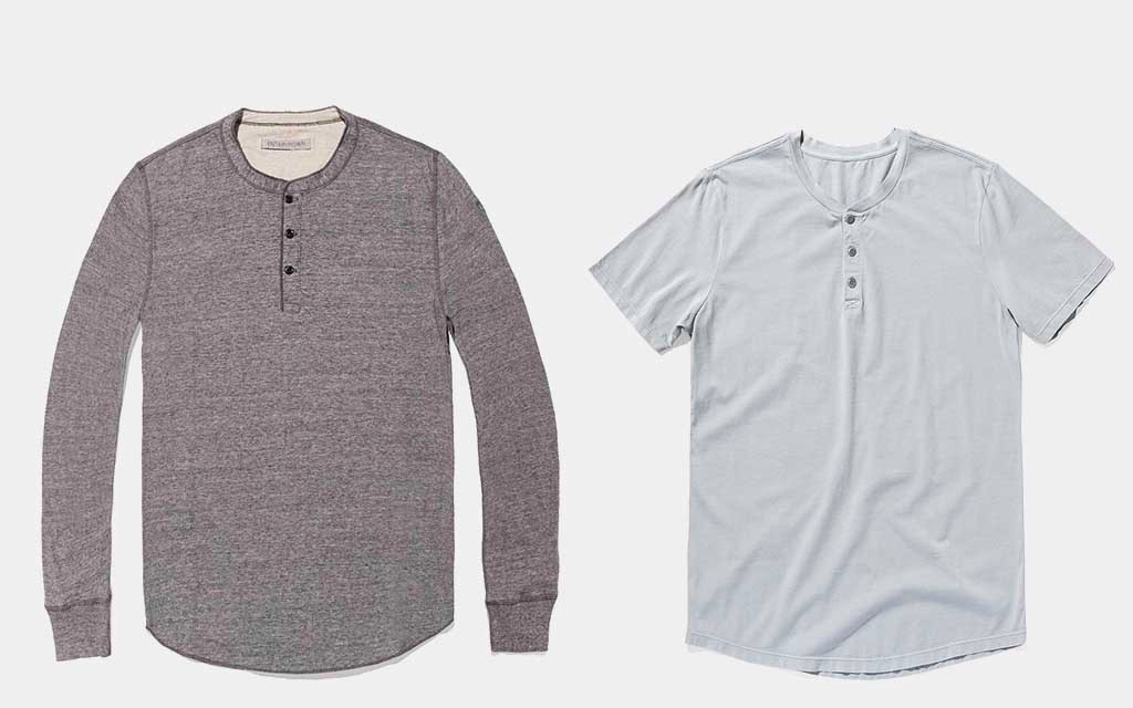 Outerknown Odyssey Henley/Sojourn Henley