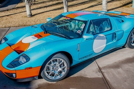 Would You Rather: Ford GT With Five Miles or Shatner's Aston Martin?