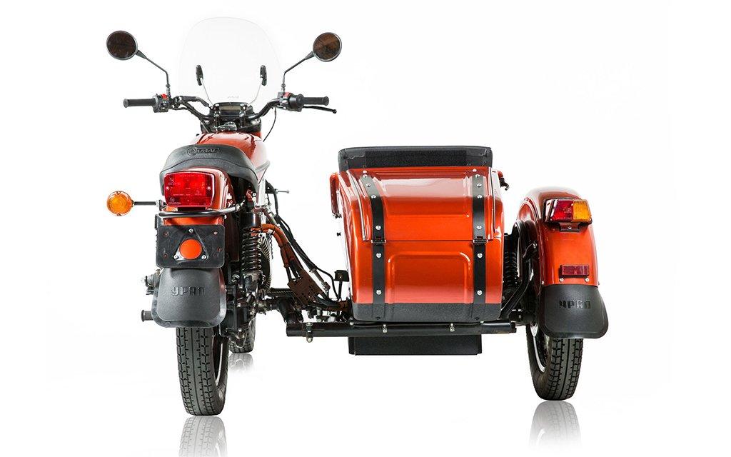 Ural All-Electric Sidecar Motorcycle - InsideHook