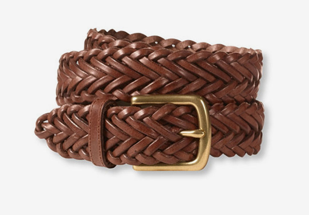 ESSENTIAL BRAIDED BELT L.L.Bean Cotton Freshen Up: Chivalry