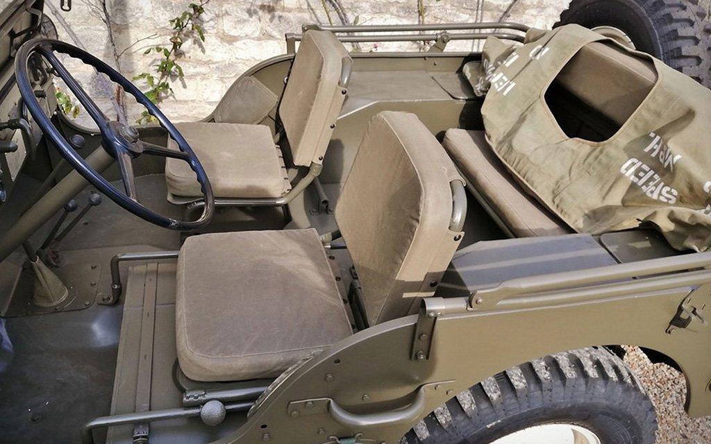 Steve McQueen's Willys Jeep For Sale - InsideHook