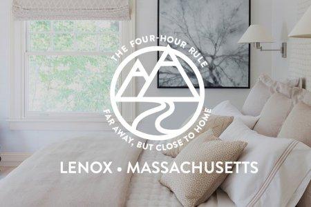 4-Hour Rule: Lenox, MA