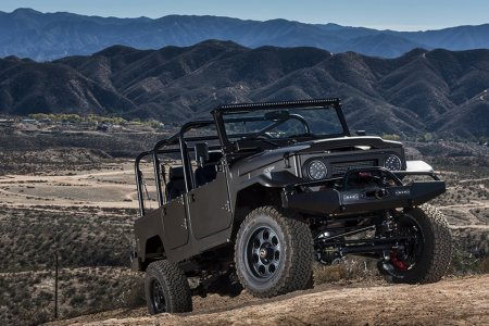 Five Custom 4x4s That Will Make Mincemeat Out of Your Jeep