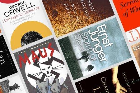 The 50 Modern War Books Every Man Should Read