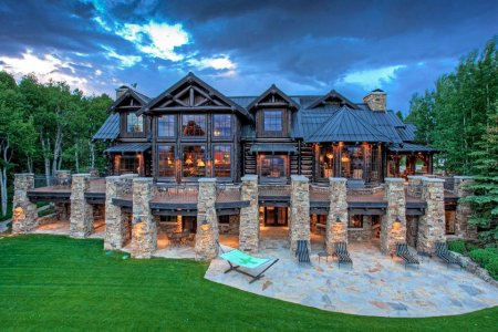 For Sale: One Turnkey Colorado Ranch with a Saloon, Private Ski Slope
