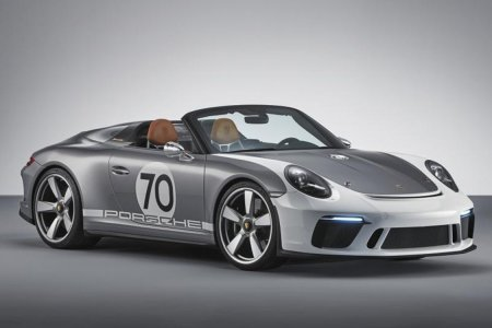 Porsche Is Celebrating 70 Years With This 500HP 911 Concept