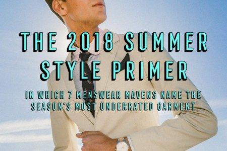 Summer Style Primer 2018
