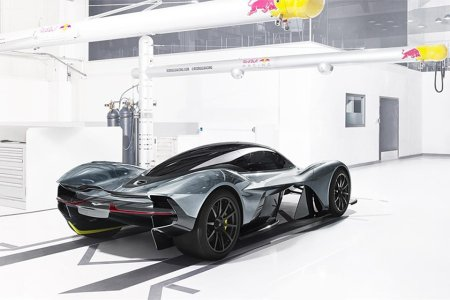 Where Does Aston Martin Get Off Calling This Thing Street Legal?