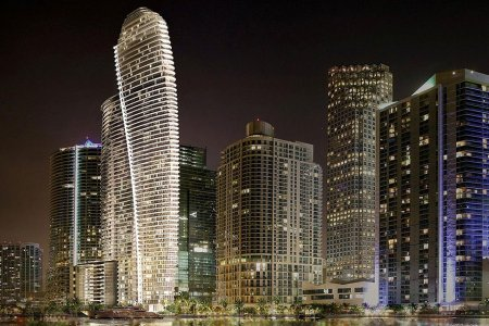 The Aston Martin Residences in Miami Will Satisfy Your Playboy Spy Fantasies