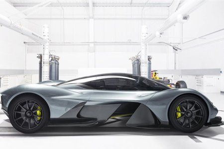 When Red Bull Gives an Aston Martin Wings, This Happens